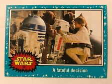 2015 Star Wars: Journey to The Force Awakens #25 A fateful decision NrMint-Mint