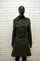 HUGO BOSS ORANGE Cappotto Donna Taglia 40 ( S ) Jacket Giacca Giubbino Cashmere