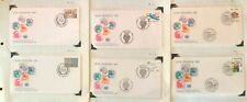 UNITED NATIONS COMMEMORATIVE SERIE ORDINAIRE OFFICIAL FIRST DAY COVERS