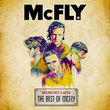 MCFLY: MEMORY LANE THE VERY BEST OF CD GREATEST HITS / NEW