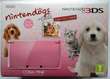 SCATOLA BOX BOITE + MANUAL ISTRUZIONI + AC ADAPTER ALIMENTATORE NINTENDO 3DS