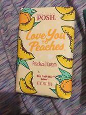 Perfectly Posh love you to peaches