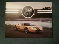Mecum catalog Monterey 2019 Ford GT. The Nardo GT.