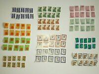 Lot de 120  timbres  europa cept xx