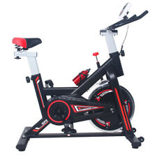 Home Gym Exercise Spin Sport Bike Fitness Cardio Indoor Aerobic Machine Black