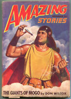 Amazing Stories November 1947 Science Fiction Pulp Magazine