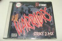 RARE ICP DETROIT WARRIORS STRIKE 2 MIX CD ABK ANYBODY KILLA NATIVE WORLD Sealed