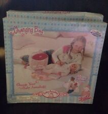 NEW Baby Annabell Doll Changing Bag by Zapf Toys R Us Exclusive