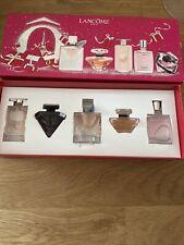 Lancome Mini Lancome Sets Eau De Parfum Travel Size 5 Piece Collection Gift Set