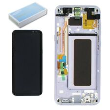 Lcd Display (amoled) Originale Samsung S8 G950 Orchid Grey (violet)