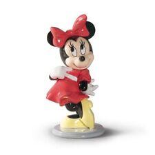 Lladro Minnie Mouse Figurine 1009345.New In Box