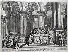Melchior küsell/johann w. Baur representación del Sr. m. küsell 1682 Iconographia