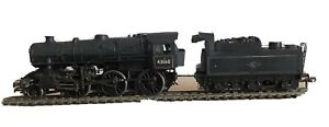 Bachmann 32-577 Ivatt Class 4 43160 BR Lined Black Early Emblem