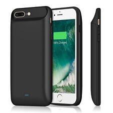 Externer Akku Deckel Chargeur �‰tui Coque Energienbank Fall für iPhone 6 6s 7 8 X