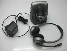 PLANTRONICS CS361N/A CHARGING BASE WITH POWER ADAPTER + WIRELESS HEADSET