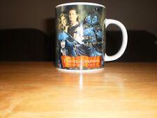 Disney's Pirates Of The Caribbean Dead Man's Chest Coffee Tea Cup Mug