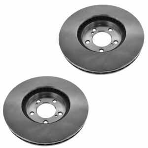 RAYBESTOS Brake Rotor Front Left LH Driver & Right RH Passenger PAIR for Ford
