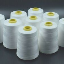 Sewing Thread White DIY Embroidery Machine Line Stitching Quilting Tool