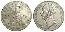 Netherlands - 2½ Gulden 1841 - Zeer Zeldzaam