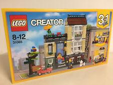 LEGO CREATOR 3 IN 1 31065 CASA DI CITTA' Nuovo NEW Nib