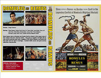 DUEL OF THE TITANS (1963) STEVE REEVES GORDON SCOTT ~ RARE WIDESCREEN!
