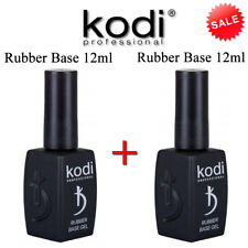 SET! 12ml. BASE + BASE Kodi Professional - Gel LED/UV Rubber Nagellack Nail Coat