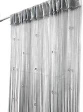 Decorative Door String Curtain Wall Panel Fringe Window Room Divider Blind