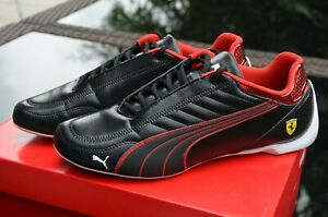 PUMA Scuderia Ferrari Future Kart Cat Sneaker Männer Schuhe, wie neu, Größe 44