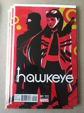 "ALL-NEW HAWKEYE #1 SHO MURASE ""WOMEN OF MARVEL"" VARIANT COVER NM 1ST PRINTING"
