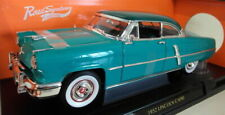 Lucky Diecast 1/18 Scale 92808 1952 Lincoln Capri Two Tone Green