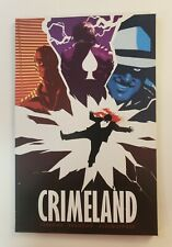 CRIMELAND TPB SOFT COVER GRAPHIC NOVEL FIRST PRINT VF/NM