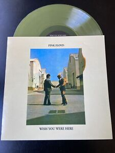 PINK FLOYD~WISH YOU WERE HERE~COLOR LP~30AP 1875-01~CBS~LIMITED EDITION~2003