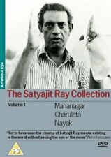 THE SATYAJIT RAY COLLECTION VOL. 1 ( FILMS) [REGION 2 DVD] 1G - NEW & SEALED