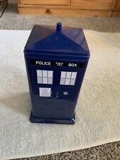 Dr Who Police Box Metal Tin
