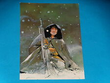 CARTE POSTALE - CRESPIN - LUNE BLANCHE - METAL HURLANT - ANNEES 1980