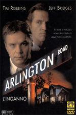 Arlington Road. L'inganno (1998) DVD SIGILLATO Tim Robbins Jeff Bridges no edito