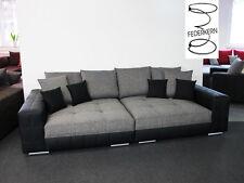 Big Sofa Style, Mega XXL Couch, Schlafsofa, Federkern Made in Germany