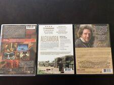 Alexandar Sokurov DVD Lot of 3 - All Like NEW condition