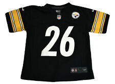 Nike NFL Little Boys Pittsburgh Steelers LeVeon Bell Jersey New S(4),M(5-6),L(7)