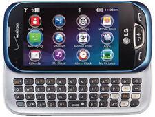 LG Extravert 2 - 512MB - Blue (Verizon)Slider Cell Phone