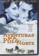 Aventuras en el Polo Norte (Kevin of the North) Spanish DVD Movie