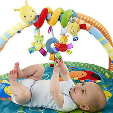 WL Activity Spiral Stroller Car Seat Travel Lathe Hanging Toys Baby Rattles Toy
