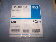 Lot 10 Disques HP UDO Disk Q2031A 30GB NEUF RW Optical disk sous Blister