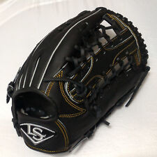 """Louisville Slugger EZ 13"""" Red Outfield T-Web Right-Handed Thrower Baseball Glove"""