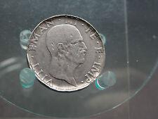 50 Enclave 1940 moneta monete sicuro Prova Verpraegung Italia