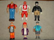 THE REAL GHOSTBUSTERS HAUNTED HUMAN SET OF 6 FIGURES