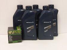 Ölwechselset BMW r1200gs LC à partir de Bj 13 k50: huile advantec ultimate 5w-40 + filtre