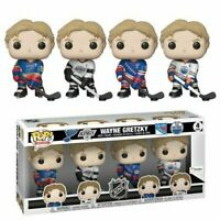 Funko Pop! Hockey: Wayne Gretzky - 4-Pack Vinyl Figure Set