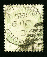 Great Britain Stamps # 107 VF Used Scott Value $300.00