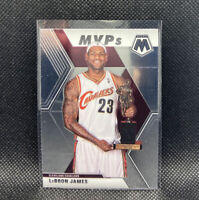 Lebron James MVP 2020 Mosaic Basketball Panini #298 Los Angeles Lakers